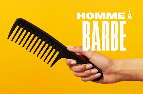 Taille de barbe à domicile