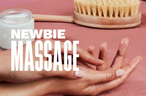 Massage découverte 60mn à domicile