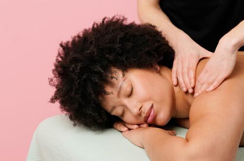 Classic Massage 60 Min. at home