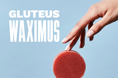 Buttocks Wax at home