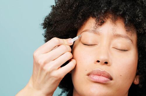 Eyebrow Wax at home
