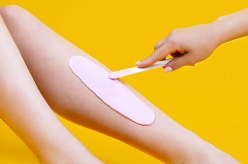 ¾ Leg Wax at home